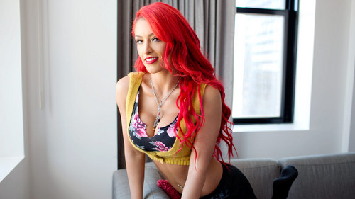 WWE Divas wallpaper titled Diva Day Off: Eva Marie