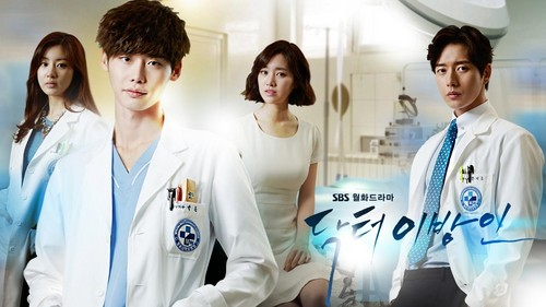 Drama Korea kertas dinding called Doctor Stranger