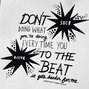 Don't Stop ~