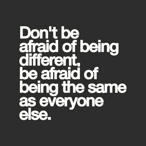 Funny Scared Quotes: Dont Be Scared Quotes. QuotesGram