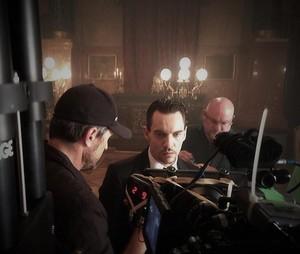 Dracula BTS تصویر