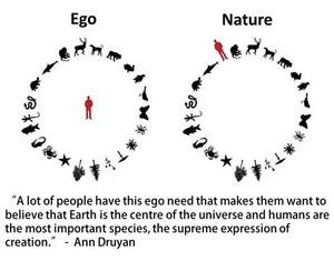 Ego vs Nature