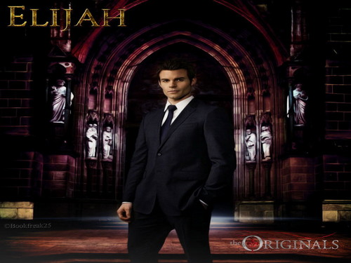 The Originals پیپر وال with a business suit, a suit, and a three piece suit titled Elijah