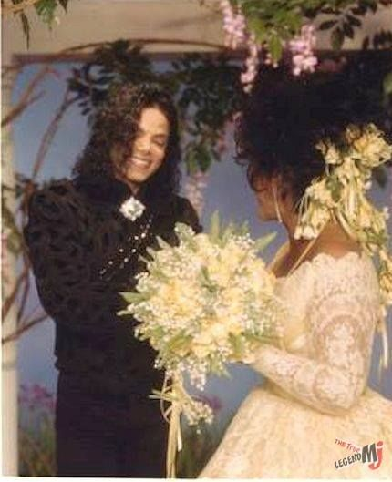 elizabeth taylors wedding back in 1991 michael jackson