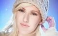 Ellie Goulding angelic face
