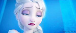 Elsa Derp Face
