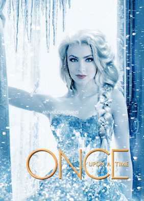 Elsa-Once upon A Time