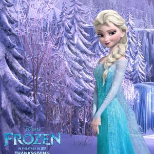 Elsa in 《冰雪奇缘》 ~~~