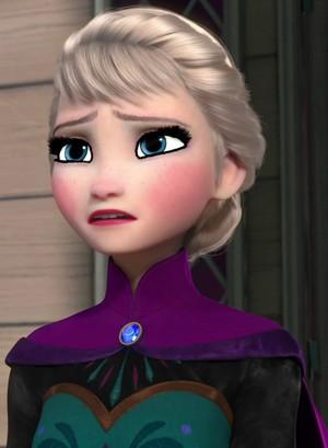 Elsa's success look