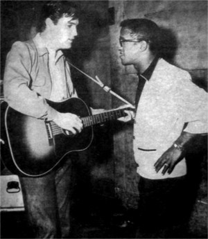 Elvis And Sammy Davis, Jr.