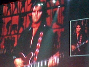 Elvis Live On Stage at Glasgow SECC Auditorium May 2014