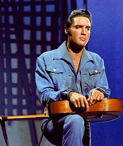 Elvis Presley wallpaper called Elvis Presley - NBC's '68 Comeback Special ★