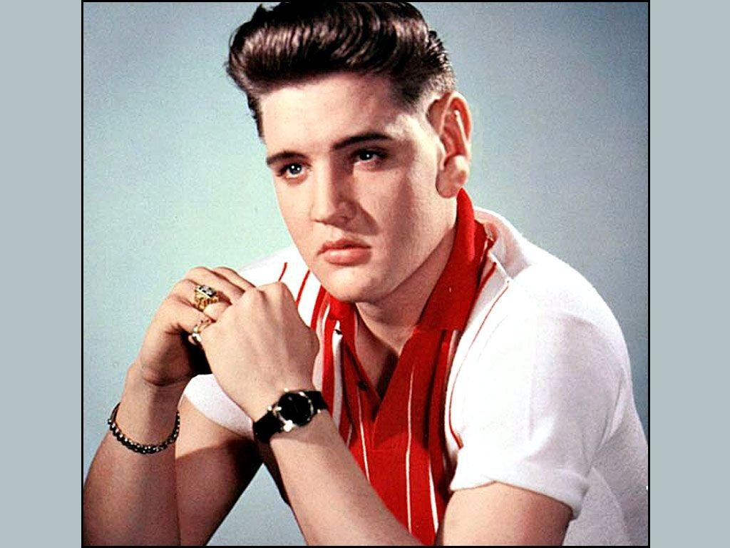 elvis aaron presley Elvis aaron presley, in the humblest of circumstances, was born to vernon and gladys presley in a two-room house in tupelo, mississippi on january 8, 1935 his twin brother, jessie garon.