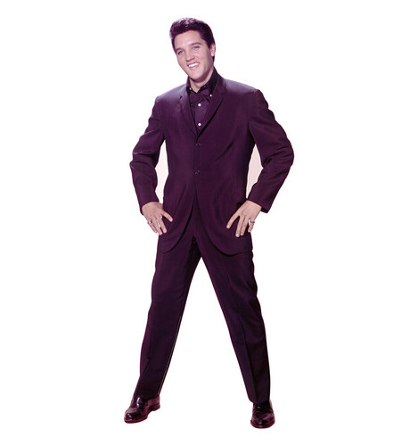 elvis presley wallpaper with a business suit, a well dressed person, and a suit called Elvis Presley
