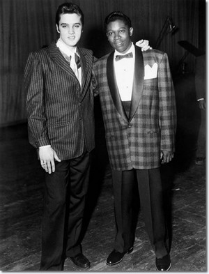 Elvis And B.B. King