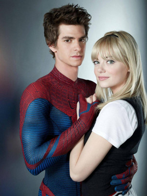 Emma As Gwen Stacy