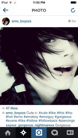 Emo Boy Pics I Found