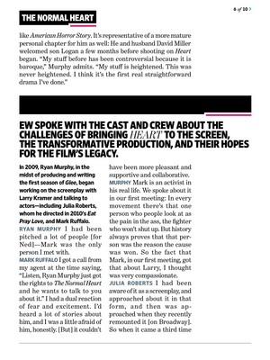 Entertainment Weekly Magazine, 16.05.2014