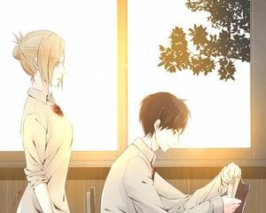 Eren and Annie