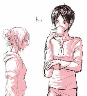 Eren and Annie
