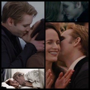 Esme and Carlisle