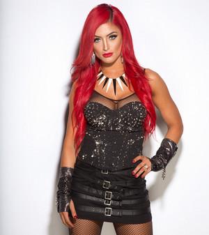 Extreme Rules Divas 2014 - Eva Marie