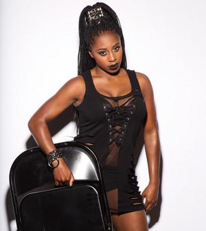 Extreme Rules Divas 2014 - Naomi
