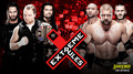 Extreme Rules: The Shield vs Evolution