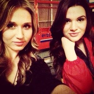Faking It BTS