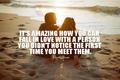Fall in Love - quotes fan art