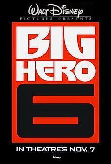 fan Made Big Hero 6 Logo