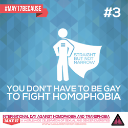 Fight Homophobia