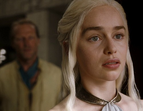 Daenerys Targaryen fond d'écran called First of His Name