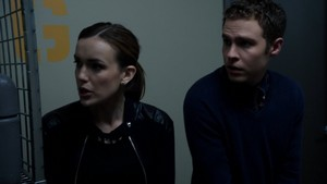 "FitzSimmons in ""Nothing Personal"""