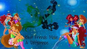 Flora and Aisha~Best mga kaibigan