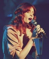 Florence at hackney empire - florence-the-machine photo