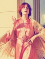 Florence ceremonials photoshoot - florence-the-machine photo