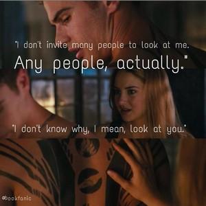 Four and Tris<3