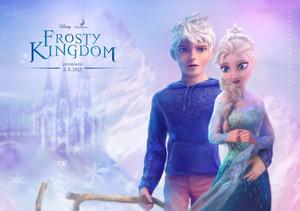 Frosty Kingdom Poster 2