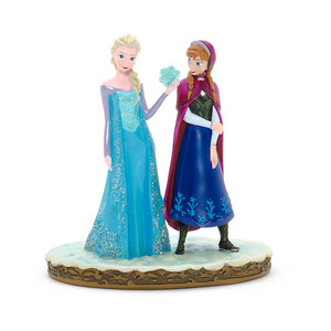 Frozen - Elsa and Anna Figurine
