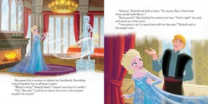 Frozen new book