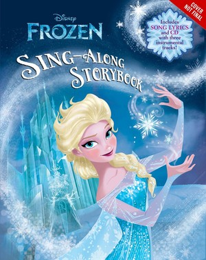 Frozen new book