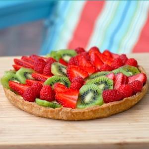 buah-buahan Tart