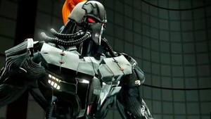 Fulgore: Cybernetic warrior