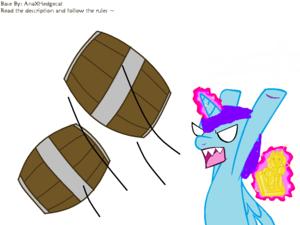 Funny MLP Barrels