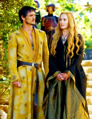 Oberyn Martell & Cersei Lannister