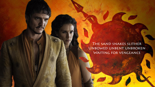 Game Of Thrones Images Oberyn Martell & Ellaria Sand HD