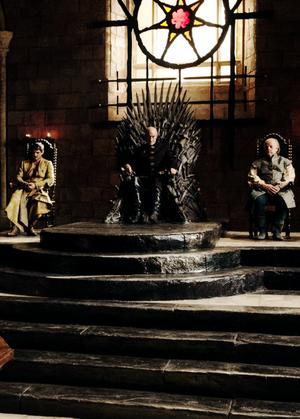 Oberyn, Tywin & Mace
