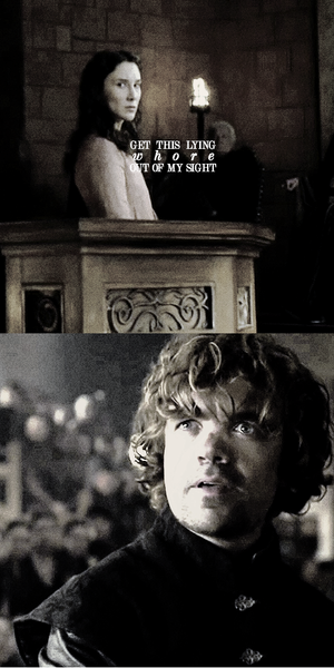 Tyrion Lannister & Shae
