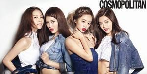 Girl's Day 'Cosmopolitan'